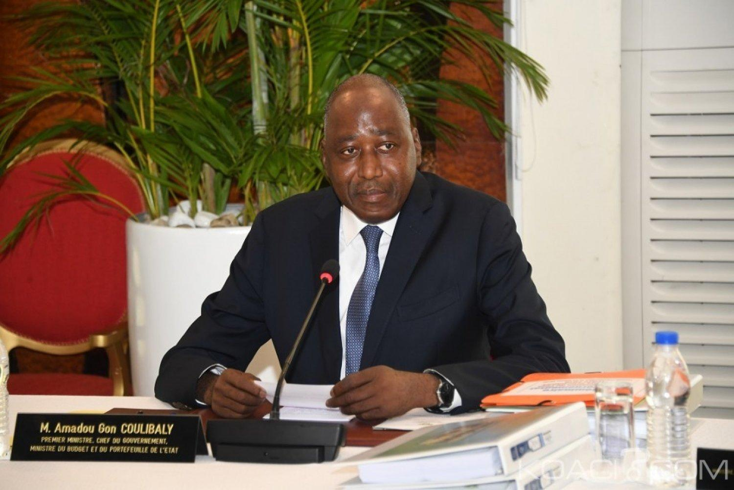 Secretary General Condoles on Demise of Ivorian Prime Minister