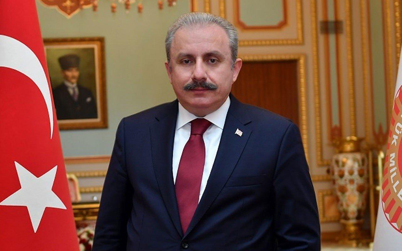 الأمين العام يهنئ رئيس البرلمان التركى