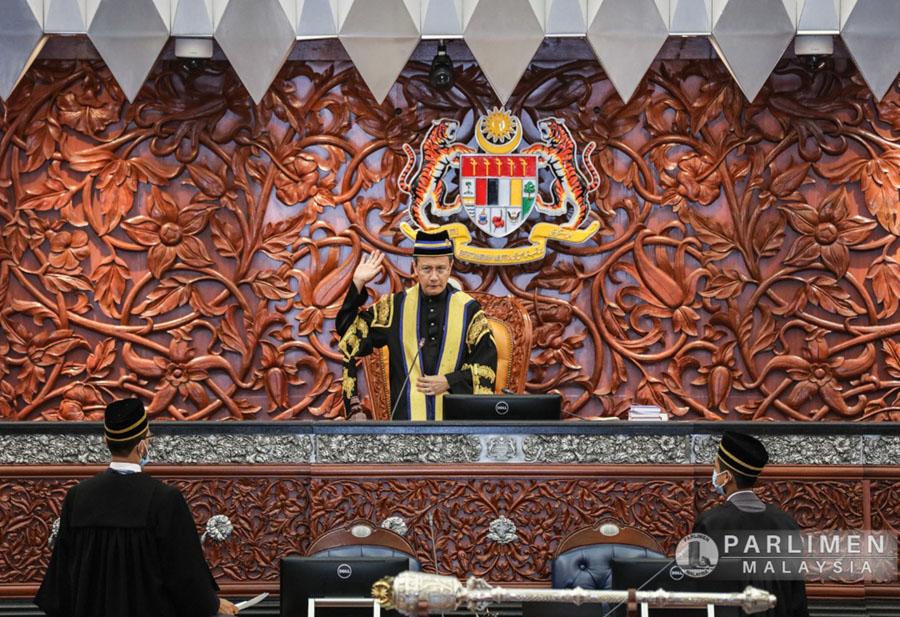 الأمين العام يهنئ رئيس برلمان ماليزيا