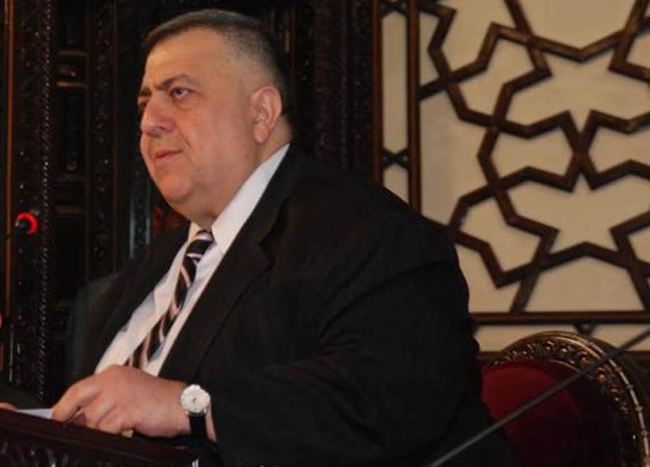 Secrétaire Général Félicite le Président de l'Assemblée Syrienne
