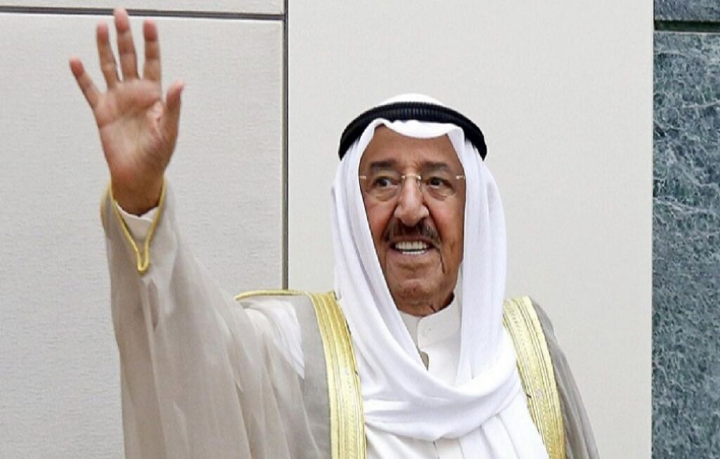 الأمين العام يعزى فى وفاة أمير الكويت