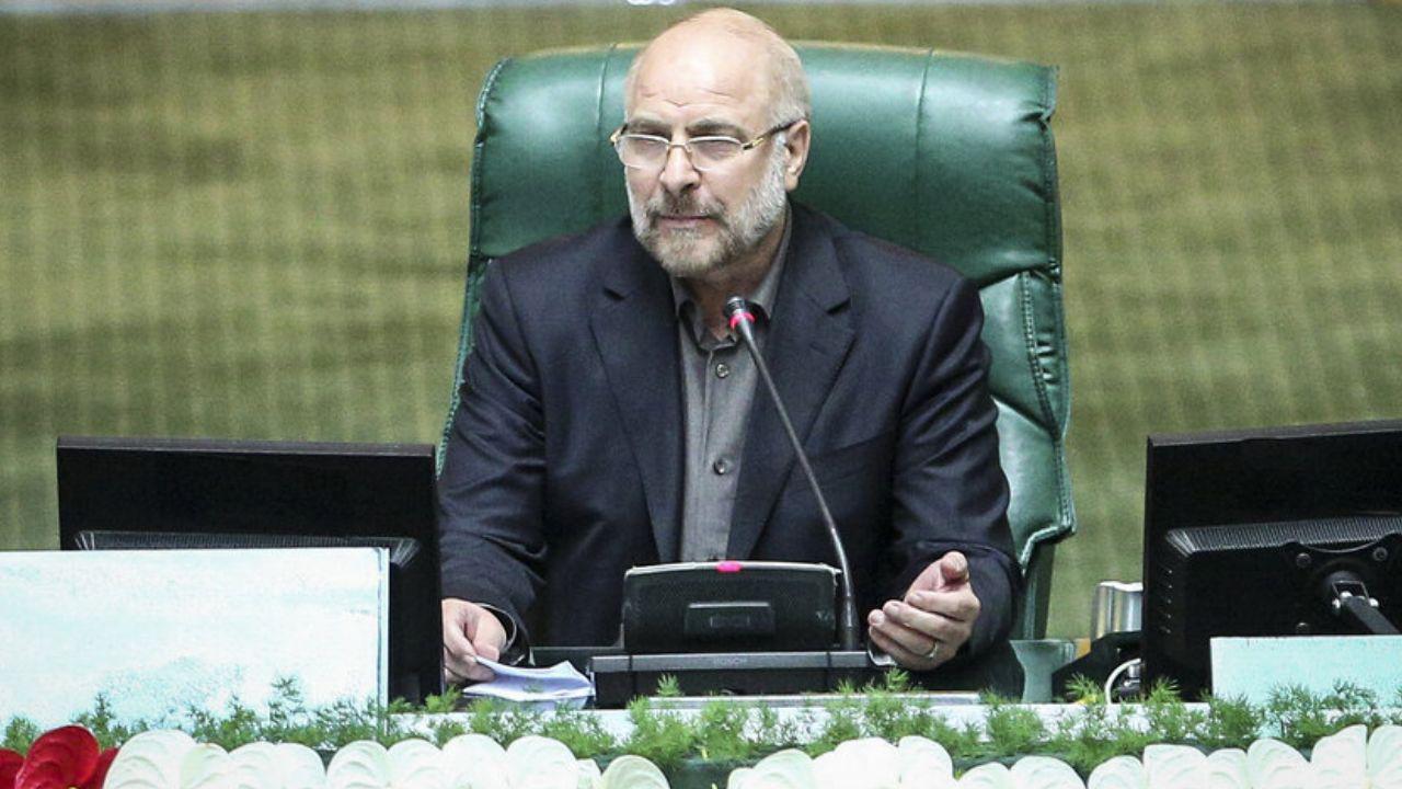 Secretary General Wishes Ghalibaf Speedy Recovery