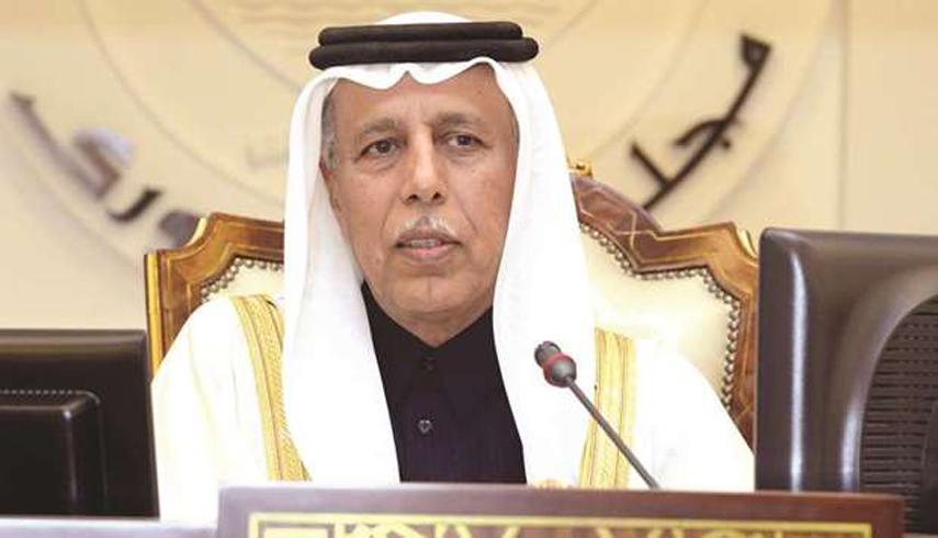 الأمين العام يهنئ رئيس البرلمان القطري
