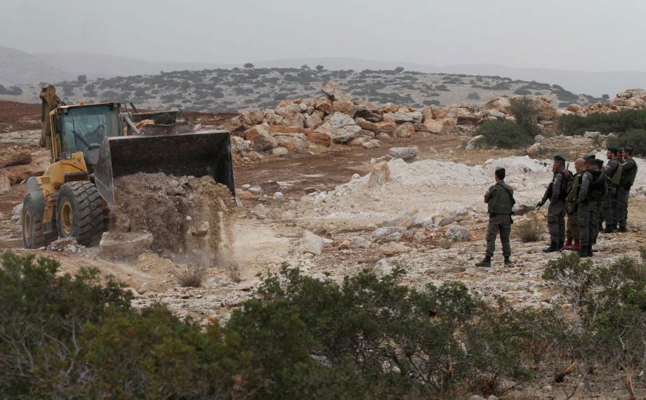 المجلس الوطني الفلسطيني يطلع برلمانات العالم على جريمة الاحتلال الإسرائيلي بهدم قرية حمصة
