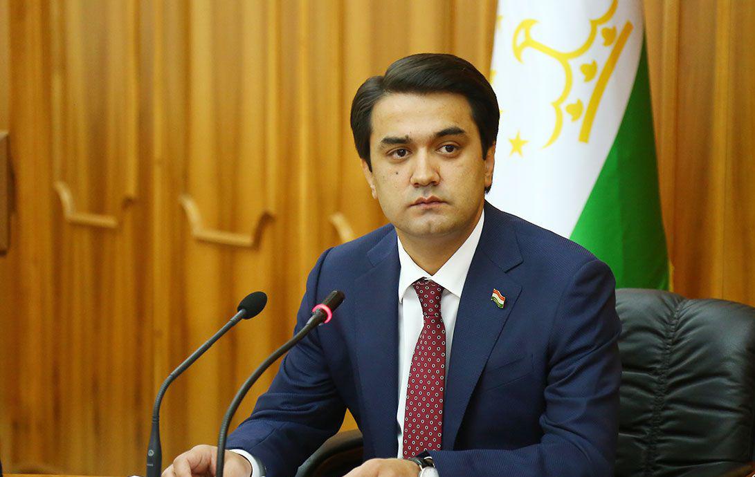 الأمين العام يهنئ رئيس برلمان طاجيكستان
