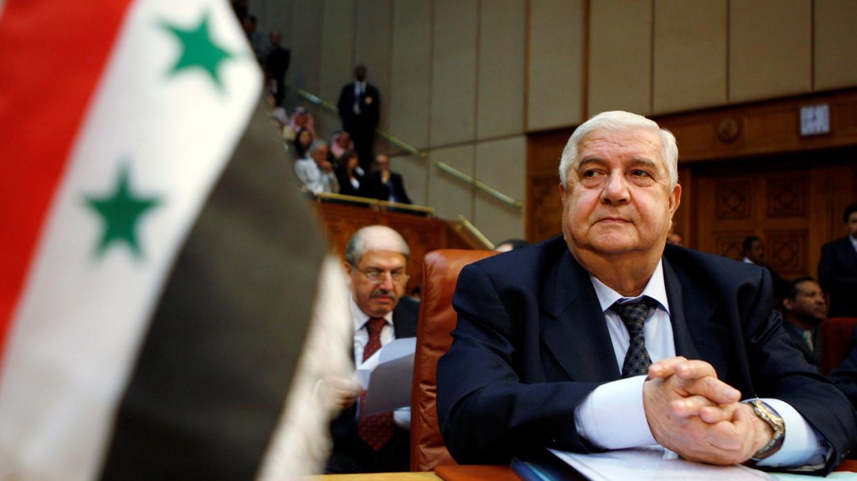 Le Secrétaire Général Présente Ses Condoléances au Président du Parlement Syrien