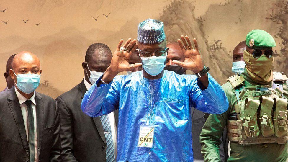 Le Secrétaire Général Félicite le Président du Conseil Malien