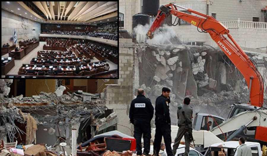 Message du CNP aux Parlements du Monde : La Knesset Israélienne est un Parlement Raciste
