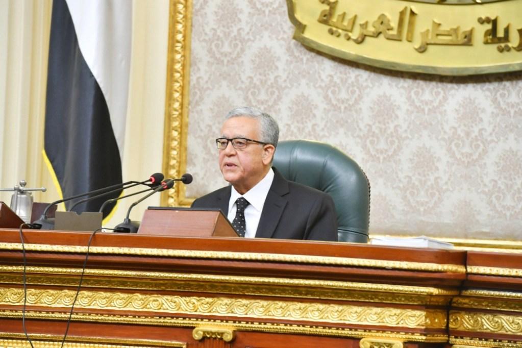 الأمين العام يهنئ رئيس البرلمان المصري