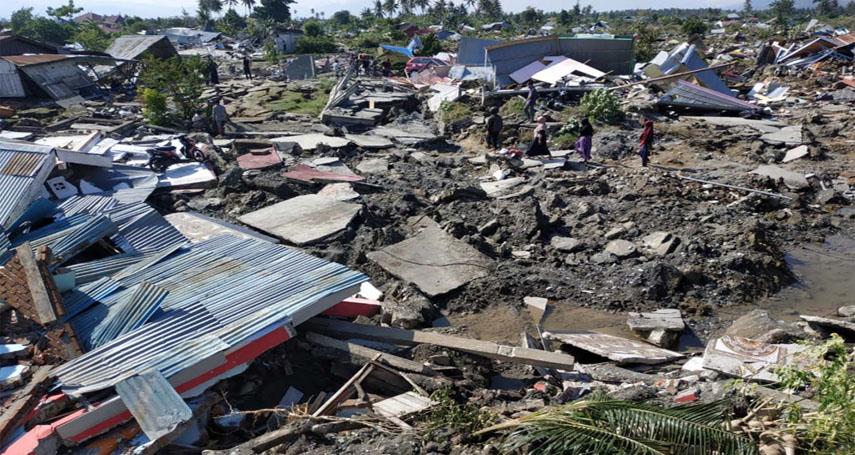الأمین العام یعزي في زلزال اندونيسيا