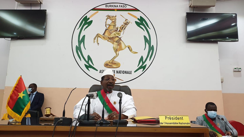 Le Secrétaire Général Félicite Alhassane Bala Sakandé