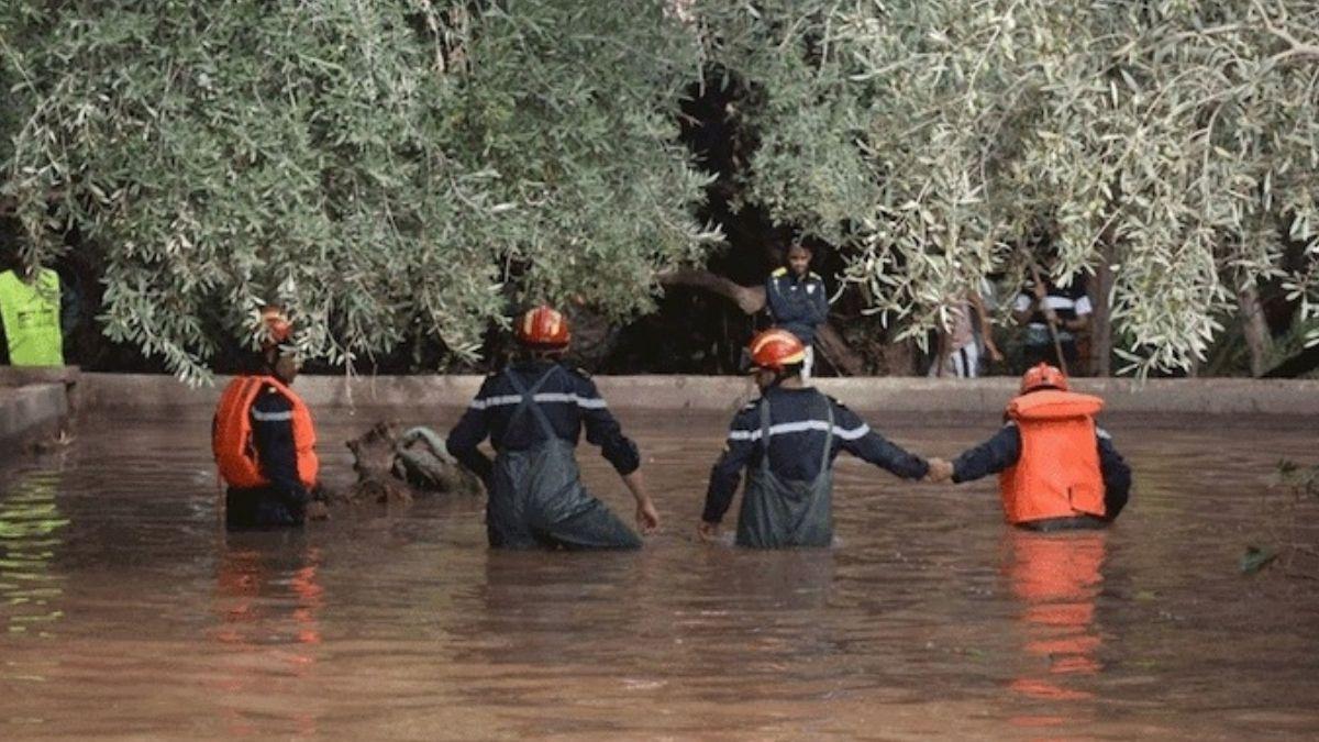 Secretary General Condoles in Tangier Floods