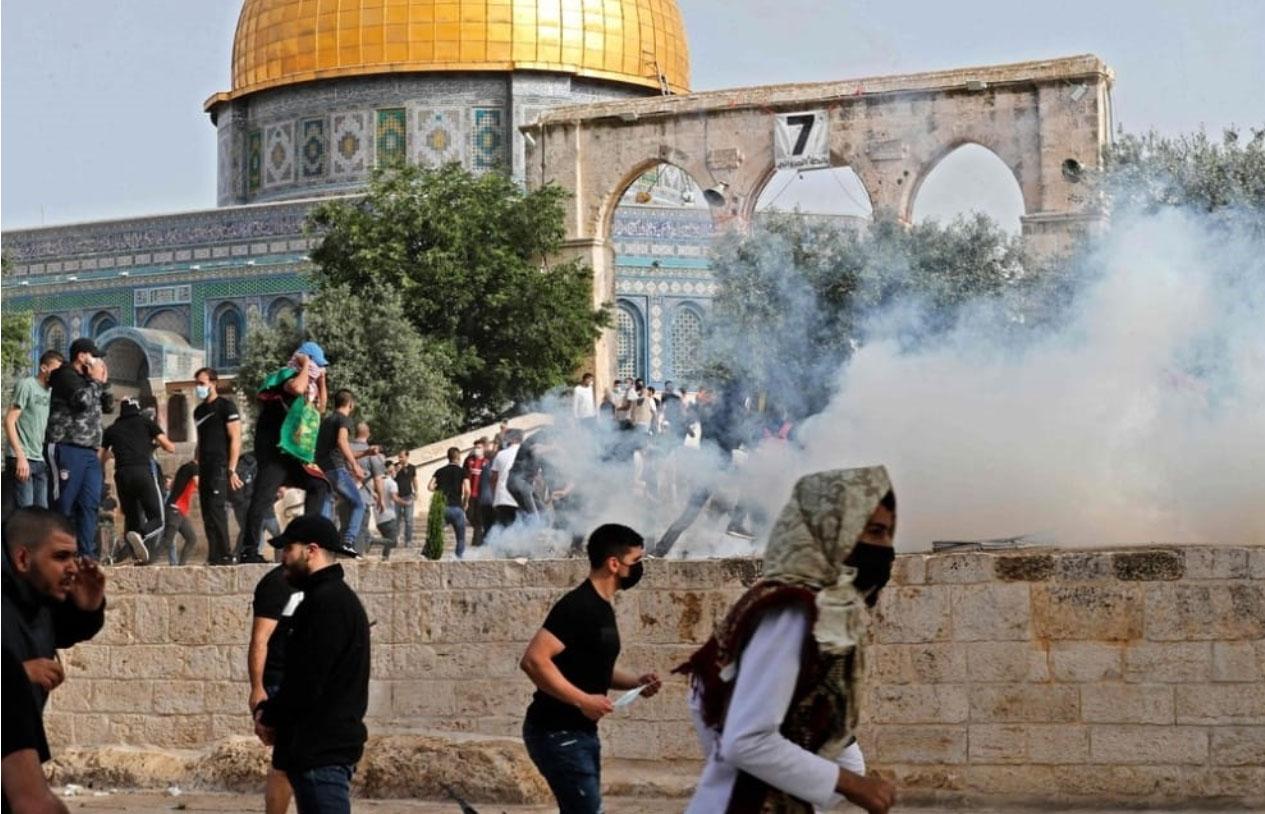 الجمعية البرلمانية المتوسطية تعبر عن قلقها إزاء اعتداءات الاحتلال على المقدسيين