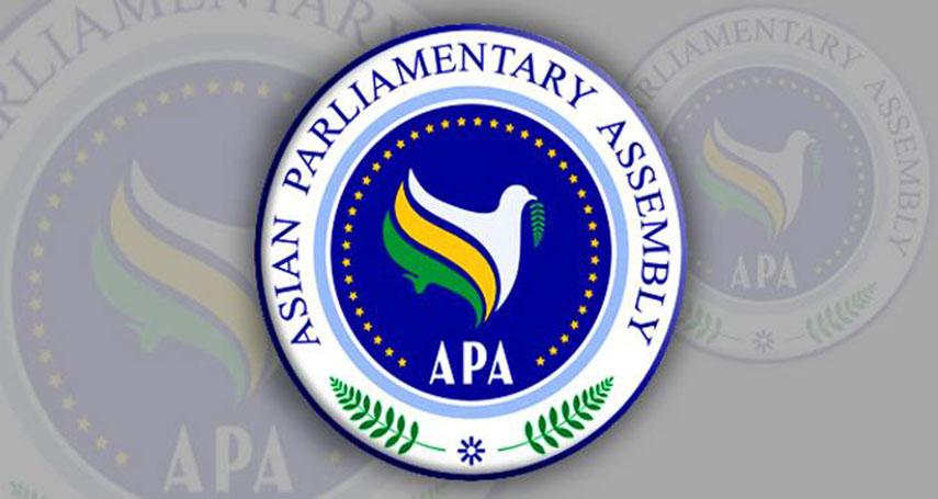 الجمعية البرلمانية الآسيوية تؤكد دعمها لشعبنا وتطالب بإجراءات حازمة لوقف العدوان الإسرائيلي