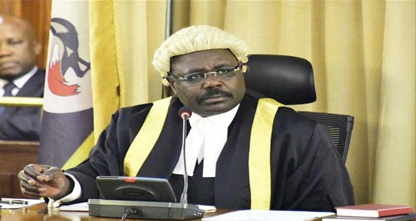 الأمين العام يهنئ رئيس برلمان يوغندا