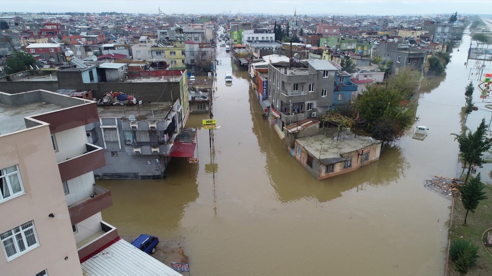Following the Floods in Turkey: PUIC Secretary General Expresses Solidarity with Turkey