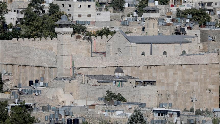 المجلس الوطني الفلسطيني يطلع البرلمانات العالمية على تهويد الحرم الإبراهيمي الشريف بمدينة الخليل المحتلة