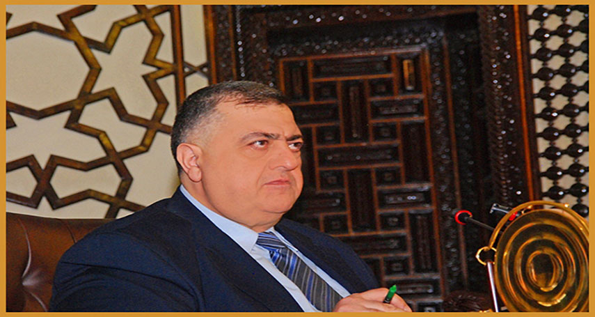 Le Secrétaire Général Félicite Hammouda Sabbagh