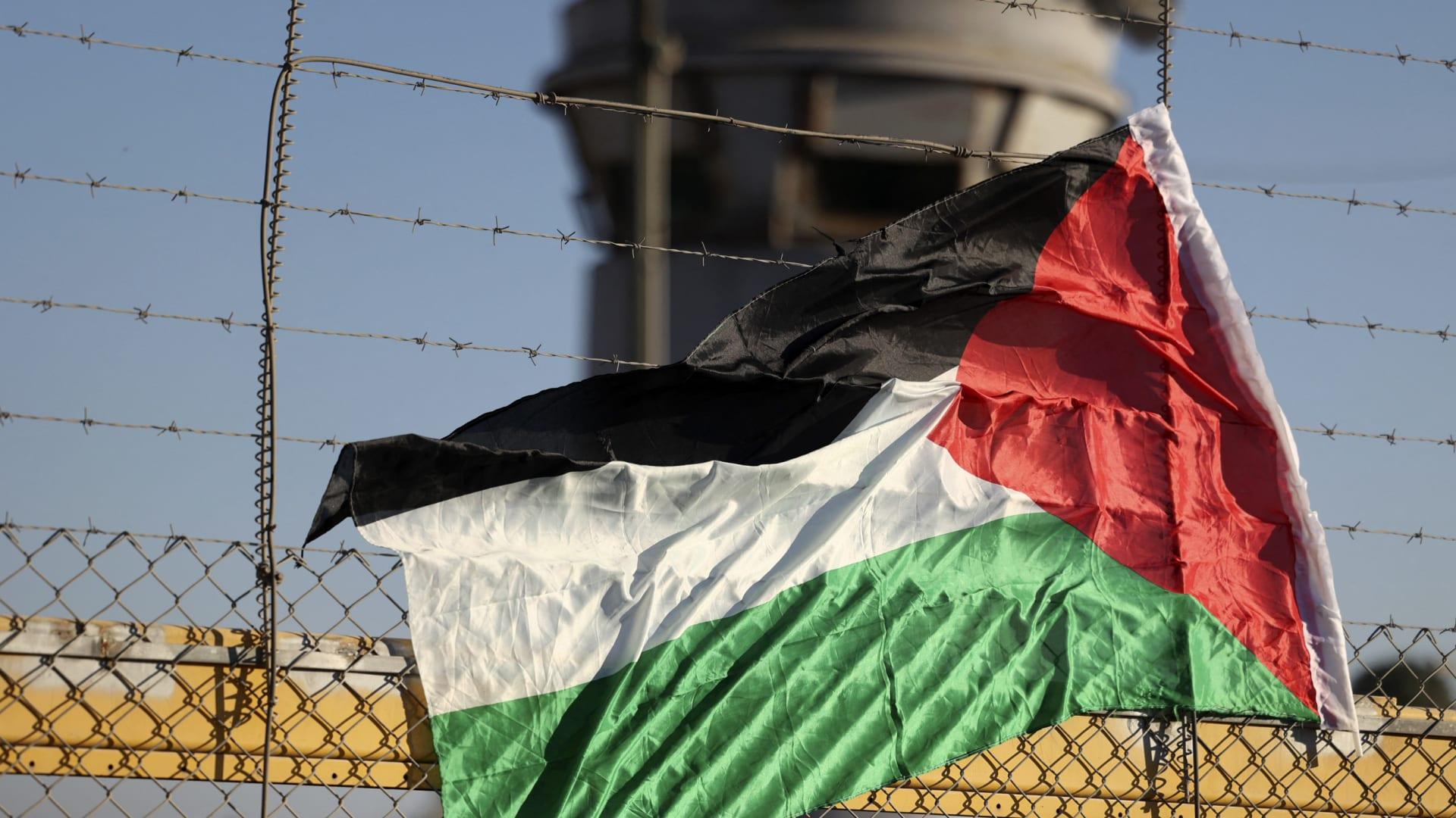 المجلس الوطني الفلسطيني يحمل العدو المسؤولية عن حياة الأسرى