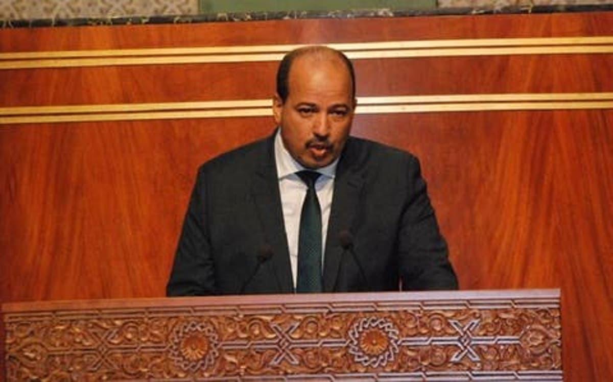 الأمين العام يهنئ رئيس مجلس المستشارين المغربی